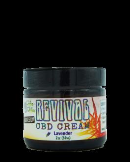 Revival Magnesium Lavender CBD Cream