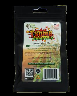 T-Bomb Gummies (200mg Delta 8 THC)10ct